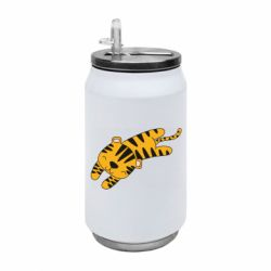 Термобанка 350ml Little striped tiger