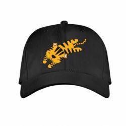 Детская кепка Little striped tiger