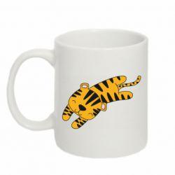 Кружка 320ml Little striped tiger
