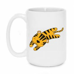 Кружка 420ml Little striped tiger