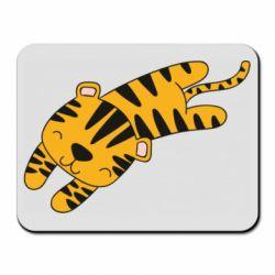 Коврик для мыши Little striped tiger