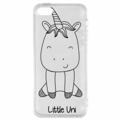 Чехол для iPhone5/5S/SE little Uni
