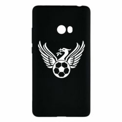 Чехол для Xiaomi Mi Note 2 Liverpool and soccer ball