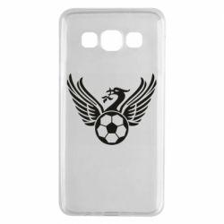 Чохол для Samsung A3 2015 Liverpool and soccer ball