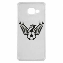 Чохол для Samsung A3 2016 Liverpool and soccer ball