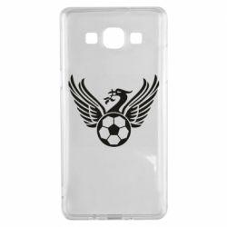 Чохол для Samsung A5 2015 Liverpool and soccer ball