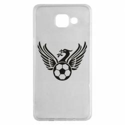 Чохол для Samsung A5 2016 Liverpool and soccer ball