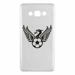 Чохол для Samsung A7 2015 Liverpool and soccer ball