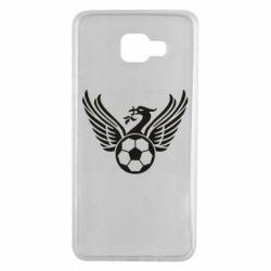 Чохол для Samsung A7 2016 Liverpool and soccer ball