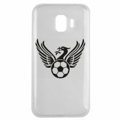 Чохол для Samsung J2 2018 Liverpool and soccer ball
