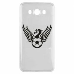 Чохол для Samsung J7 2016 Liverpool and soccer ball