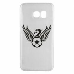 Чохол для Samsung S6 EDGE Liverpool and soccer ball