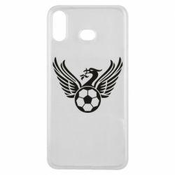 Чохол для Samsung A6s Liverpool and soccer ball