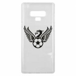 Чохол для Samsung Note 9 Liverpool and soccer ball
