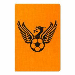 Блокнот А5 Liverpool and soccer ball