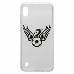 Чохол для Samsung A10 Liverpool and soccer ball