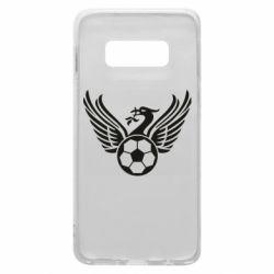 Чохол для Samsung S10e Liverpool and soccer ball
