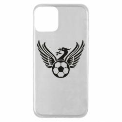 Чохол для iPhone 11 Liverpool and soccer ball