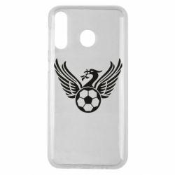 Чохол для Samsung M30 Liverpool and soccer ball
