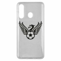 Чохол для Samsung M40 Liverpool and soccer ball