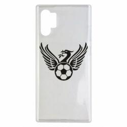 Чохол для Samsung Note 10 Plus Liverpool and soccer ball