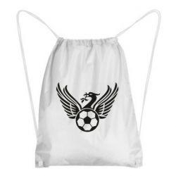 Рюкзак-мішок Liverpool and soccer ball