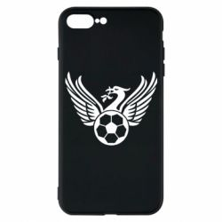 Чохол для iPhone 7 Plus Liverpool and soccer ball