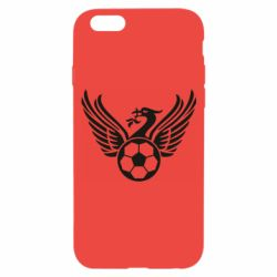 Чехол для iPhone 6/6S Liverpool and soccer ball