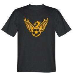 Чоловіча футболка Liverpool and soccer ball