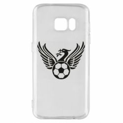 Чохол для Samsung S7 Liverpool and soccer ball