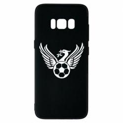 Чохол для Samsung S8 Liverpool and soccer ball