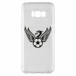 Чохол для Samsung S8+ Liverpool and soccer ball