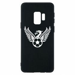 Чохол для Samsung S9 Liverpool and soccer ball