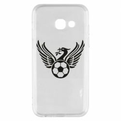 Чохол для Samsung A3 2017 Liverpool and soccer ball