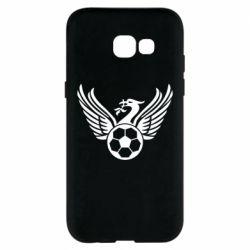 Чохол для Samsung A5 2017 Liverpool and soccer ball