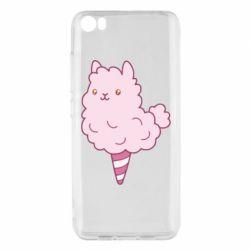 Чехол для Xiaomi Mi5/Mi5 Pro Llama Ice Cream