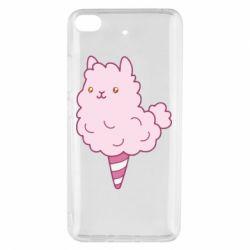 Чехол для Xiaomi Mi 5s Llama Ice Cream