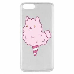 Чехол для Xiaomi Mi Note 3 Llama Ice Cream