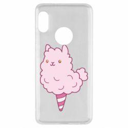 Чехол для Xiaomi Redmi Note 5 Llama Ice Cream