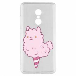 Чехол для Xiaomi Redmi Note 4x Llama Ice Cream