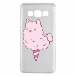 Чехол для Samsung A3 2015 Llama Ice Cream