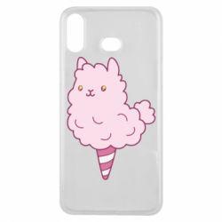 Чехол для Samsung A6s Llama Ice Cream