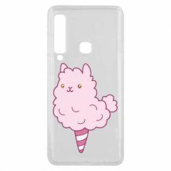 Чехол для Samsung A9 2018 Llama Ice Cream