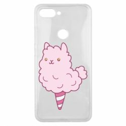 Чехол для Xiaomi Mi8 Lite Llama Ice Cream