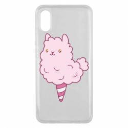 Чехол для Xiaomi Mi8 Pro Llama Ice Cream