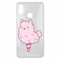 Чехол для Xiaomi Mi Max 3 Llama Ice Cream