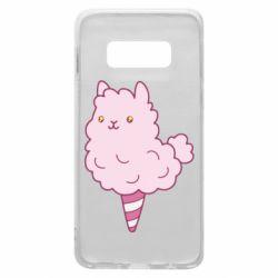 Чехол для Samsung S10e Llama Ice Cream