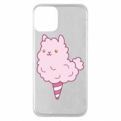 Чехол для iPhone 11 Llama Ice Cream