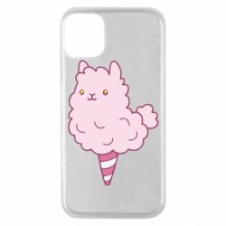 Чехол для iPhone 11 Pro Llama Ice Cream