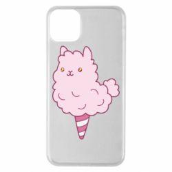 Чехол для iPhone 11 Pro Max Llama Ice Cream